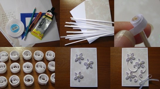 Как сделать открытку своими руками пошагово
